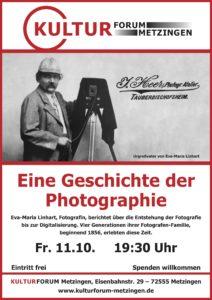 Eine Geschichte der Fotografie
