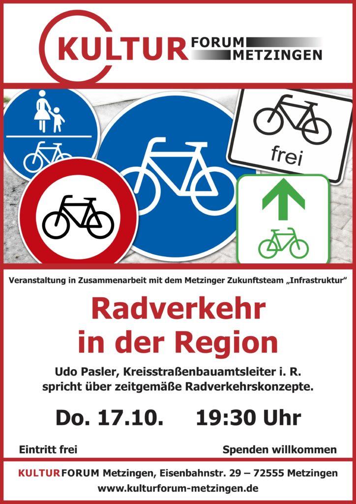 Radverkehr in der Region