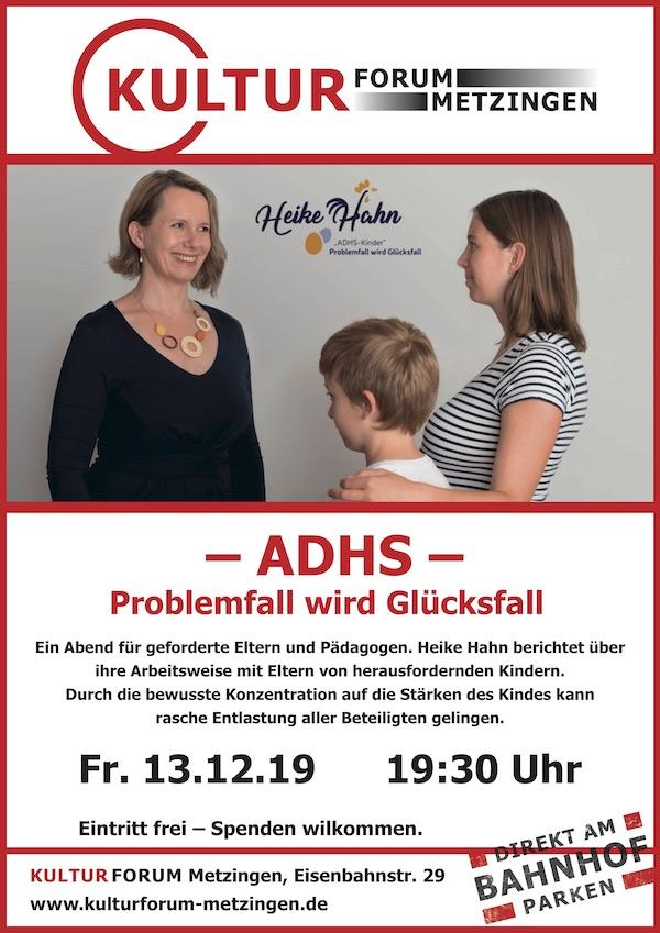 ADHS - Problemfall wird Glücksfall