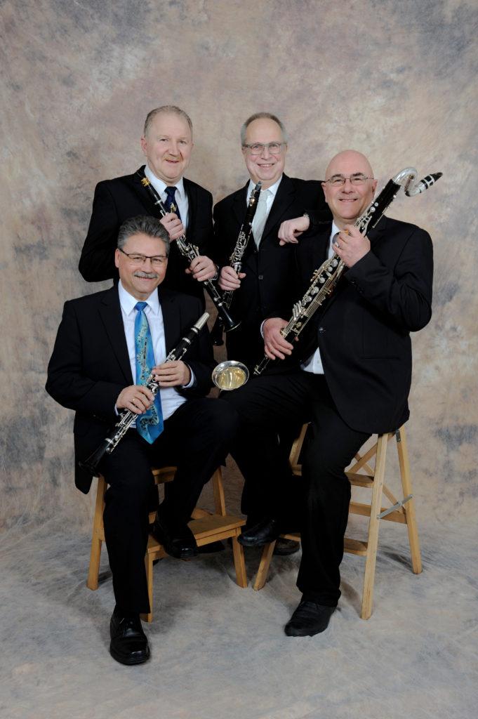 Klarinettenzauber mit dem Trio ARUNDO