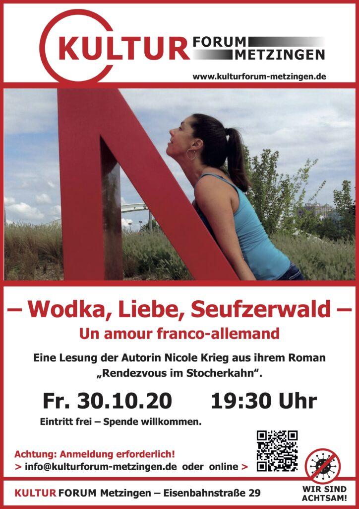 Wodka, Liebe, Seufzerwald