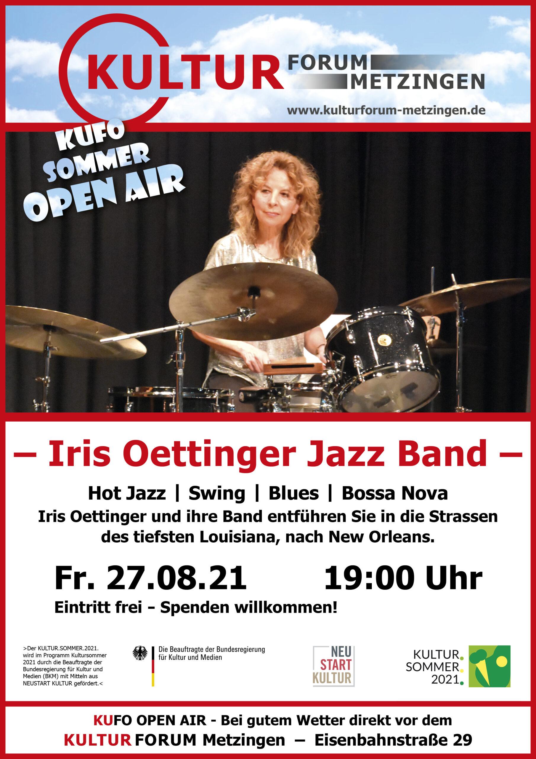 Iris Oettinger Jazz Band