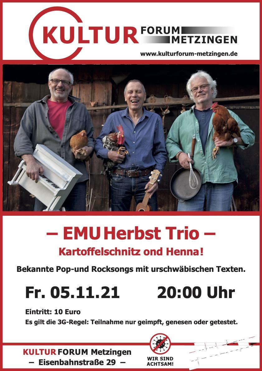 EMU Herbst Trio