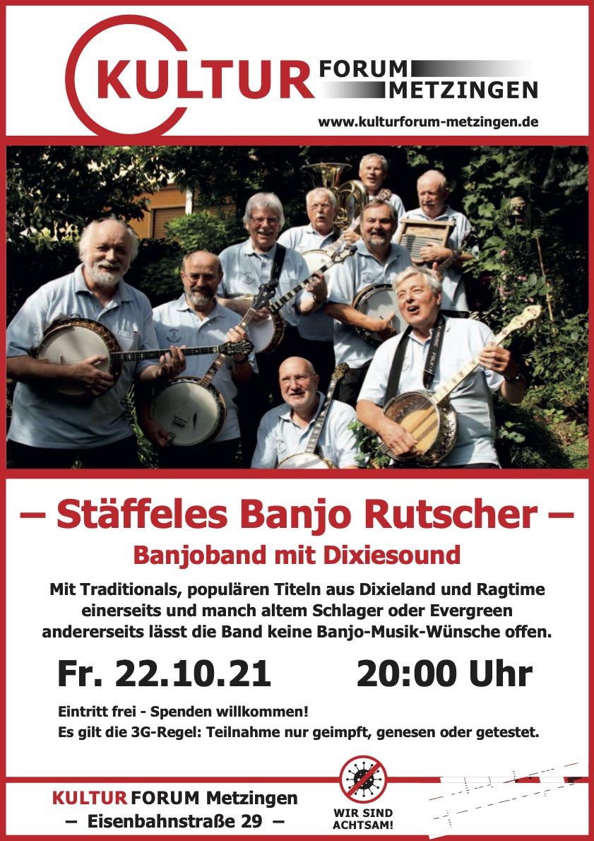 Stäffeles Banjo Rutscher